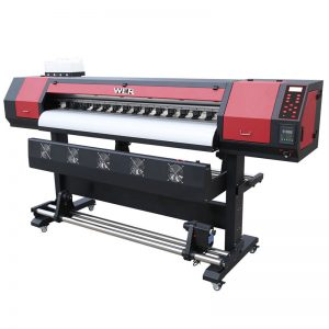 1.8 मीटर 6 फीट 1440 डीपीआई इको विलायक मीडिया डीटीजी परिधान प्रिंटर WER-ES1902
