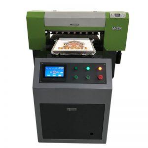 2018 नया उत्पाद 8 रंग इंकजेट ए 1 60 9 0 यूवी फ्लैटबेड प्रिंटर