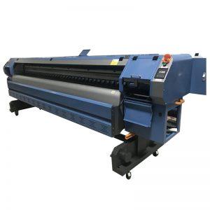 3.2 मीटर कोनिका 512i प्रिंटहेड डिजिटल विनाइल फ्लेक्स बैनर विलायक प्रिंटर / प्लॉटटर / प्रिंटिंग मशीन WER-K3204I