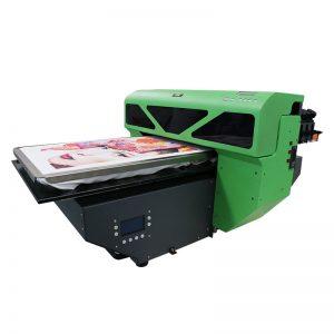 टी-शर्ट के लिए 8 रंग उच्च गति डीटीजी प्रिंटर सस्ते टी-शर्ट प्रिंटर flatbed टी शर्ट प्रिंटर चीन WER-D4880T में बनाया गया