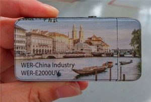 इलेक्ट्रिक लाइटर को ए 3 आकार छोटे यूवी प्रिंटर -WER-E2000UV द्वारा मुद्रित किया गया था