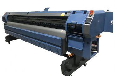 K3204I / K3208I 3.2m उच्च संकल्प गर्म टुकड़े टुकड़े फ्लेक्स मुद्रण मशीन