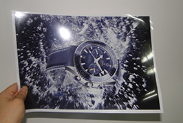 3.2 मीटर (10 फीट) इको विलायक प्रिंटर WER-ES3202 2 द्वारा मुद्रित लैंप टुकड़ा