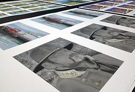 1.8 मीटर (6 फीट) इको विलायक प्रिंटर WER-ES1802 2 द्वारा मुद्रित फोटो पेपर