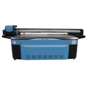 यूवी डिजिटल फ्लैटबेड प्रिंटिंग मशीन बड़े प्रारूप 2500X1300 WER-G2513UV