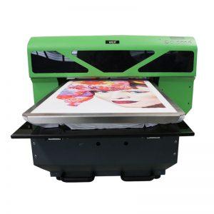 ए 2 आकार डीटीजी सीधे परिधान टी शर्ट प्रिंटिंग मशीन WER-D4880T के लिए