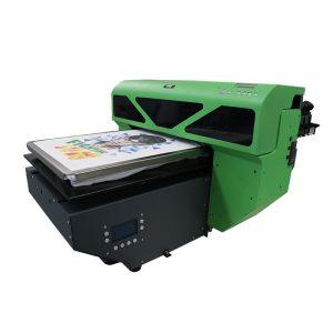 WER-D4880T विज्ञापन के लिए सस्ते डिजिटल इंकजेट इको विलायक टी शर्ट प्रिंटर