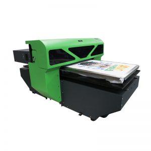 डिजिटल टी शर्ट प्रिंटर वस्त्र वस्त्र मुद्रण मशीन WER-D4880T के लिए सीधे