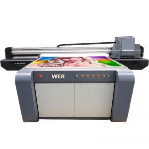 डिजिटल एक्रिलिक प्रिंटिंग मशीन यूवी flatbed प्रिंटर WER-EF1310UV