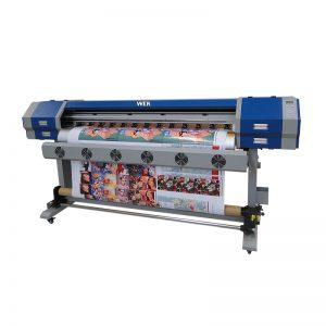 डिजिटल कपड़ा प्रिंटर ई जेट v22 v25 उत्थान मशीन dx5 या E5113 प्रिंट हेड WER-EW160 के साथ