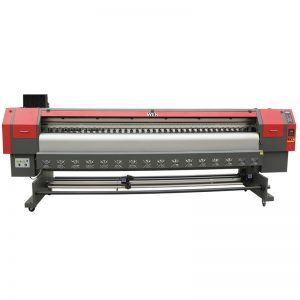 इको विलायक प्रिंटर प्लॉटटर इको विलायक प्रिंटर मशीन बैनर प्रिंटर मशीन WER-ES3202